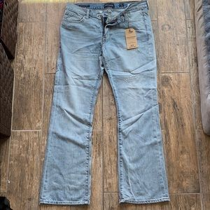 Men's Lucky Brand Athletic Bootcut Jeans